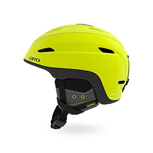 スノーボード ウィンタースポーツ 海外モデル ヨーロッパモデル アメリカモデル 【送料無料】Giro Zone MIPS Snow Helmet - Matte Citron/Black - Size L (59-62.5cm)スノーボード ウィンタースポーツ 海外モデル ヨーロッパモデル アメリカモデル