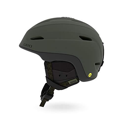 スノーボード ウィンタースポーツ 海外モデル ヨーロッパモデル アメリカモデル 【送料無料】Giro Zone MIPS Snow Helmet - Matte Olive/Black - Size M (55.5-59cm)スノーボード ウィンタースポーツ 海外モデル ヨーロッパモデル アメリカモデル