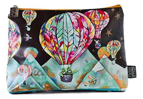 壁掛け時計 振り子時計 インテリア 海外モデル アメリカ 【送料無料】Allen Designs Studio Cosmetic Make-Up Bag (Hot Air Balloons)壁掛け時計 振り子時計 インテリア 海外モデル アメリカ