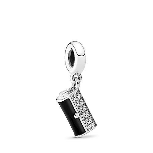 パンドラ ブレスレット アクセサリー ブランド かわいい 【送料無料】Pandora Jewelry Clutch Bag Cubic Zirconia Charm in Sterling Silverパンドラ ブレスレット アクセサリー ブランド かわいい