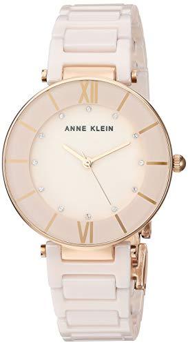 アンクライン 腕時計 レディース 【送料無料】Anne Klein Dress Watch (Model: AK/3266LPRG)アンクライン 腕時計 レディース