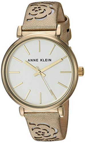 アンクライン 腕時計 レディース Anne Klein Women's Gold-Tone Strap Watchアンクライン 腕時計 レディース