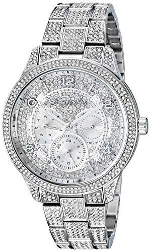 マイケルコース 腕時計 レディース マイケル・コース アメリカ直輸入 【送料無料】Michael Kors Women's Runway Quartz Watch with Stainless-Steel Strap, Silver, 18 (Model: MK6612)マイケルコース 腕時計 レディース マイケル・コース アメリカ直輸入