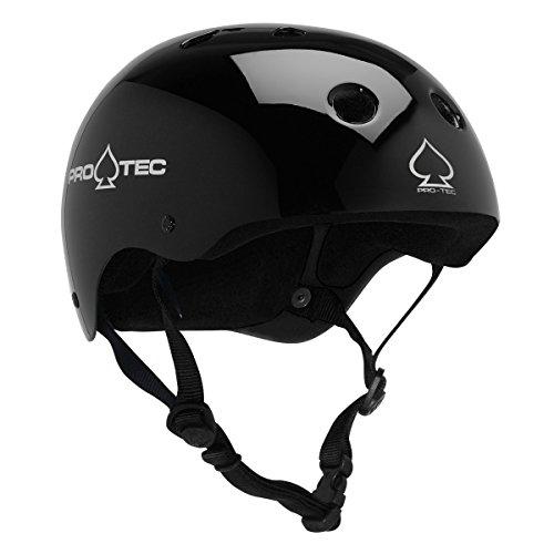 ヘルメット スケボー スケートボード 海外モデル 直輸入 121330003 Pro-Tec Classic Skate, Gloss Black, Sヘルメット スケボー スケートボード 海外モデル 直輸入 121330003