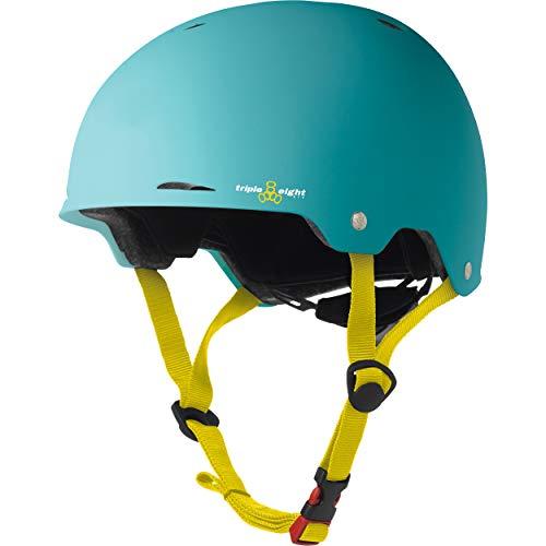 ヘルメット スケボー スケートボード 海外モデル 直輸入 3317 Triple Eight Gotham Rubber Helmet, Baja, Small/Mediumヘルメット スケボー スケートボード 海外モデル 直輸入 3317