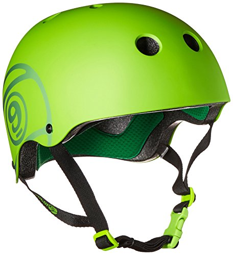 ヘルメット スケボー スケートボード 海外モデル 直輸入 HLMT-7CGreen Sector 9 Logic II CPSC Bucket Helmet, Green, Small/Mediumヘルメット スケボー スケートボード 海外モデル 直輸入 HLMT-7CGreen