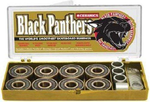 ベアリング スケボー スケートボード 海外モデル 直輸入 1BEBPC Black Panther Ceramic Bearingsベアリング スケボー スケートボード 海外モデル 直輸入 1BEBPC