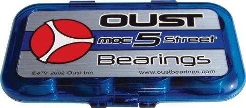 ベアリング スケボー スケートボード 海外モデル 直輸入 Oust Moc 5 Street Bearings (Set of 8)ベアリング スケボー スケートボード 海外モデル 直輸入