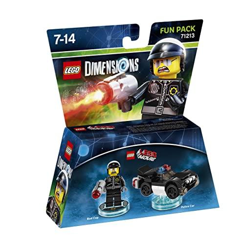 レゴ LEGO Dimensions: Fun Pack - LEGO Movie Bad Copレゴ
