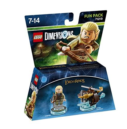 レゴ 【送料無料】LEGO Dimensions: Fun Pack - Lord of the Rings Legolasレゴ