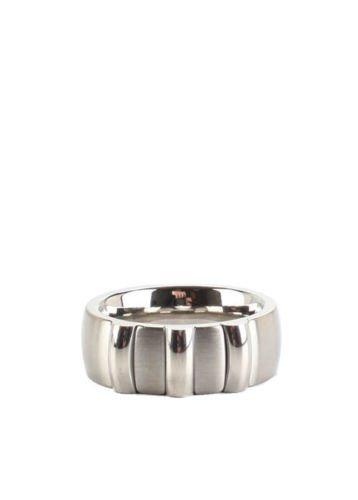 モバード 腕時計 メンズ 【送料無料】Movado Mens Stainless Steel Designer Ring (8.5)モバード 腕時計 メンズ