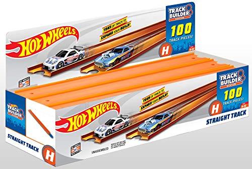 ホットウィール マテル ミニカー ホットウイール 【送料無料】Hot Wheels Straight Track, 172' [Amazon Exclusive]ホットウィール マテル ミニカー ホットウイール