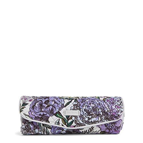 ヴェラブラッドリー ベラブラッドリー アメリカ 日本未発売 財布 【送料無料】Vera Bradley Women's Signature Cotton On a Roll Cosmetic Case, Lavender Meadow, One Sizeヴェラブラッドリー ベラブラッドリー アメリカ 日本未発売 財布
