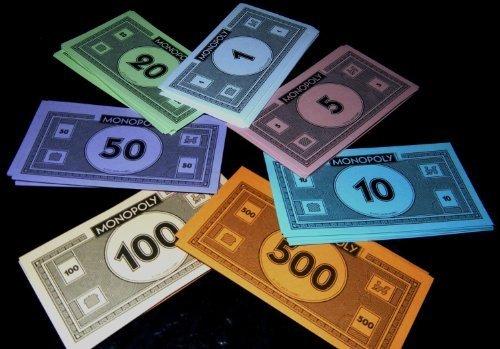 ボードゲーム 英語 アメリカ 海外ゲーム 【送料無料】Monopoly Moneyボードゲーム 英語 アメリカ 海外ゲーム