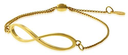 アレックスアンドアニ アメリカ アクセサリー ブランド かわいい 【送料無料】Alex and Ani Women's Infinity Pull Chain Bracelet 14kt Gp, 14kt Gold Platedアレックスアンドアニ アメリカ アクセサリー ブランド かわいい:angelica