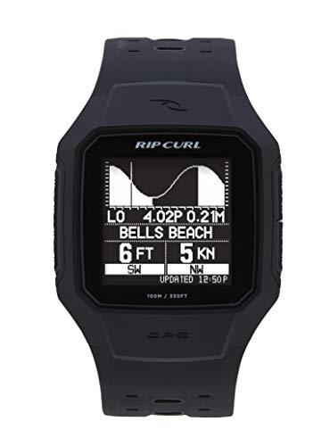 リップカール 腕時計 メンズ サーファー サーフィン 【送料無料】Rip Curl Men's SearchGPS Series 2 Quartz Sport Watch with Polyurethane Strap, Black, 25.75 (Model: A1144-BLK)リップカール 腕時計 メンズ サーファー サーフィン