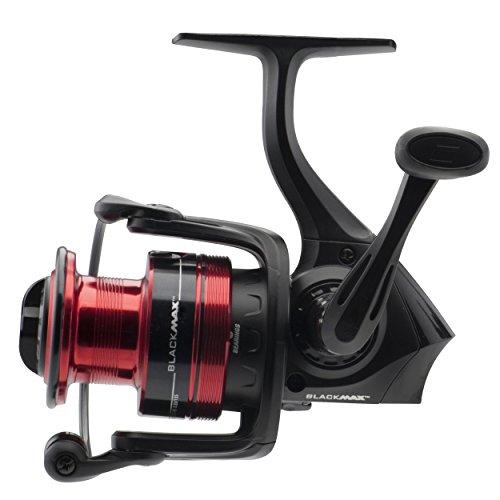 リール アブガルシア Abu Garcia 釣り道具 フィッシング 【送料無料】Abu Garcia Black Max Spinning Reel with 20 5.1:1 Gear Ratio 6 Bearings 27