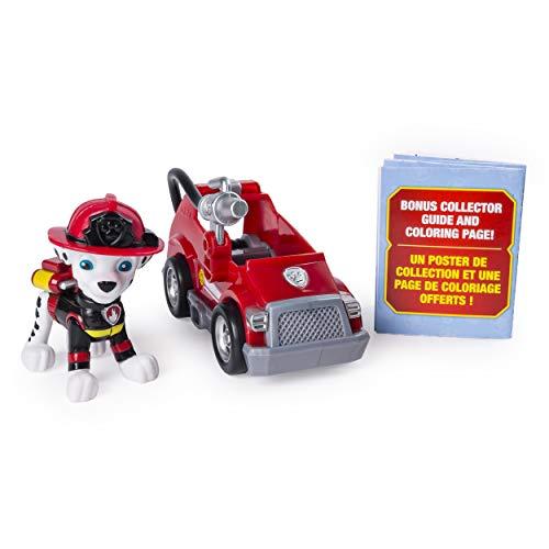 パウパトロール アメリカ直輸入 英語 バイリンガル育児 おもちゃ PAW Patrol Ultimate Rescue Marshall's Mini Fire Cart with Collectible Figure, Ages 3 and Upパウパトロール アメリカ直輸入 英語 バイリンガル育児 おもちゃ