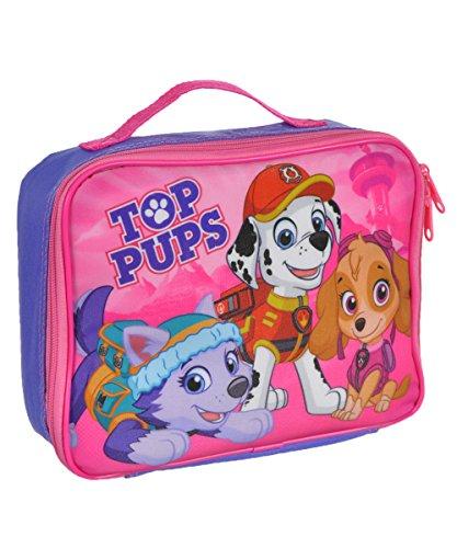 パウパトロール アメリカ直輸入 英語 バイリンガル育児 おもちゃ Paw Patrol Soft Lunch Box (Top Pups Purple)パウパトロール アメリカ直輸入 英語 バイリンガル育児 おもちゃ
