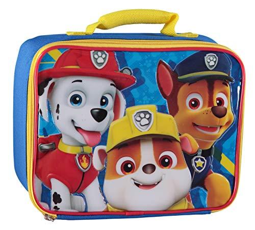 パウパトロール アメリカ直輸入 英語 バイリンガル育児 おもちゃ Nickelodeon Paw Patrol Lunchbox (Yellow/Blue)パウパトロール アメリカ直輸入 英語 バイリンガル育児 おもちゃ