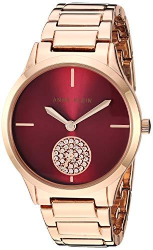 アンクライン 腕時計 レディース 【送料無料】Anne Klein Dress Watch (Model: AK/3416BYRG)アンクライン 腕時計 レディース