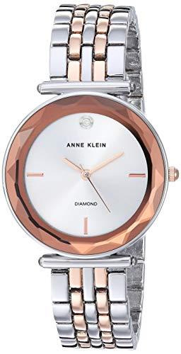 アンクライン 腕時計 レディース 【送料無料】Anne Klein Dress Watch (Model: AK/3413SVRT)アンクライン 腕時計 レディース