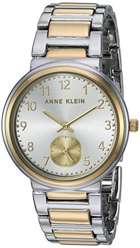 アンクライン 腕時計 レディース 【送料無料】Anne Klein Dress Watch (Model: AK/3407SVTT)アンクライン 腕時計 レディース