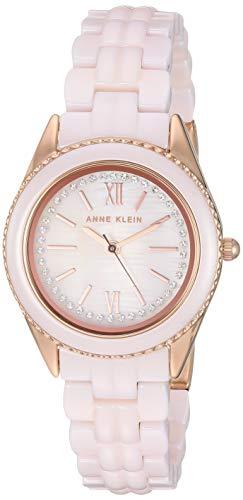 アンクライン 腕時計 レディース 【送料無料】Anne Klein Dress Watch (Model: AK/3410LPRG)アンクライン 腕時計 レディース