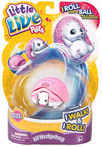 リトルライブペッツ ぬいぐるみ リアル 動く 鳴く 【送料無料】Little Live Pets Hedgehog - Princess Pricklesリトルライブペッツ ぬいぐるみ リアル 動く 鳴く