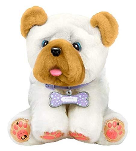 リトルライブペッツ ぬいぐるみ リアル 動く 鳴く 【送料無料】Little Live Pets - My Kissing Puppy - Wrinklesリトルライブペッツ ぬいぐるみ リアル 動く 鳴く