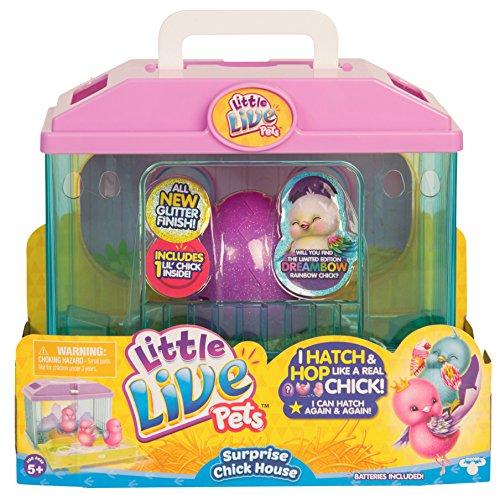 リトルライブペッツ ぬいぐるみ リアル 動く 鳴く 【送料無料】Little Live Pets Surprise Chick Season 3 Houseリトルライブペッツ ぬいぐるみ リアル 動く 鳴く