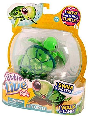 リトルライブペッツ ぬいぐるみ リアル 動く 鳴く 【送料無料】Little Live Pets Turtle - Digiリトルライブペッツ ぬいぐるみ リアル 動く 鳴く