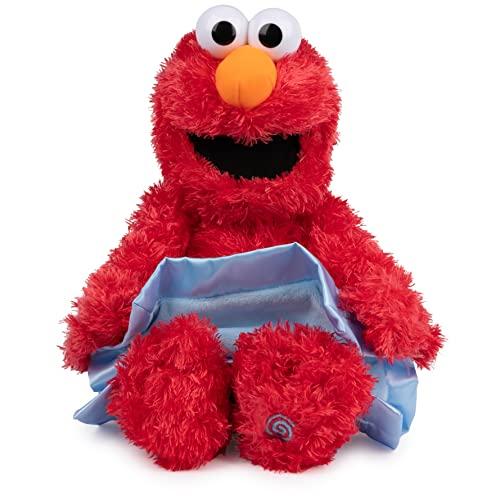ガンド ぬいぐるみ リアル お世話 かわいい 【送料無料】GUND Sesame Street Peek A Boo Elmo Animated 15