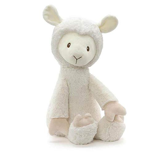 ガンド ぬいぐるみ リアル お世話 かわいい GUND Baby Baby Toothpick Llama Stuffed Animal Plush Toy, 16