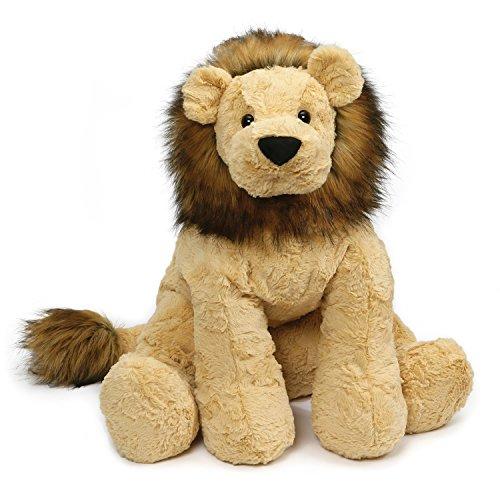 ガンド ぬいぐるみ リアル お世話 かわいい 【送料無料】GUND 4059976 Cozys Collection Lion Jumbo Stuffed Animal Plush, 20