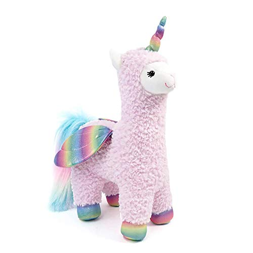 ガンド ぬいぐるみ リアル お世話 かわいい 【送料無料】GUND Glitz Pandacorn Panda Unicorn Plush Stuffed Animal, Rainbow Sparkles Llamacornガンド ぬいぐるみ リアル お世話 かわいい