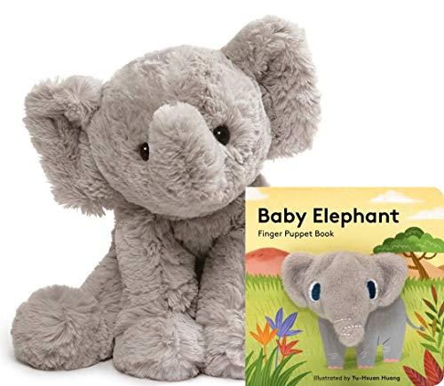 ガンド ぬいぐるみ リアル お世話 かわいい 【送料無料】GUND Cozys Collection Elephant Stuffed Animal Plush, Gray, 8