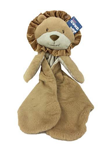 ガンド ぬいぐるみ リアル お世話 かわいい GUND Leo Lion Huggybuddy Plush Baby Blanket, 17