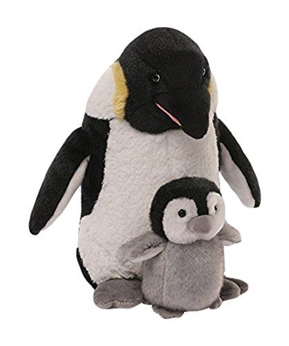 ガンド ぬいぐるみ リアル お世話 かわいい 【送料無料】GUND Penguin & Baby Plush, 10