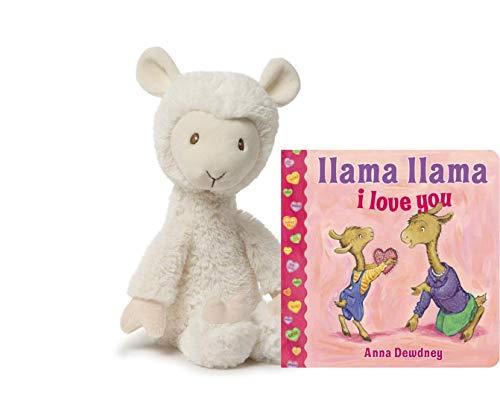ガンド ぬいぐるみ リアル お世話 かわいい 【送料無料】Baby GUND Toothpick Plush Collection (Llama Gift Set)ガンド ぬいぐるみ リアル お世話 かわいい