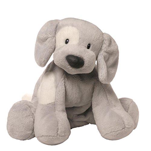 ガンド ぬいぐるみ リアル お世話 かわいい 【送料無料】Baby GUND Spunky Dog Stuffed Animal Plush, Grayガンド ぬいぐるみ リアル お世話 かわいい