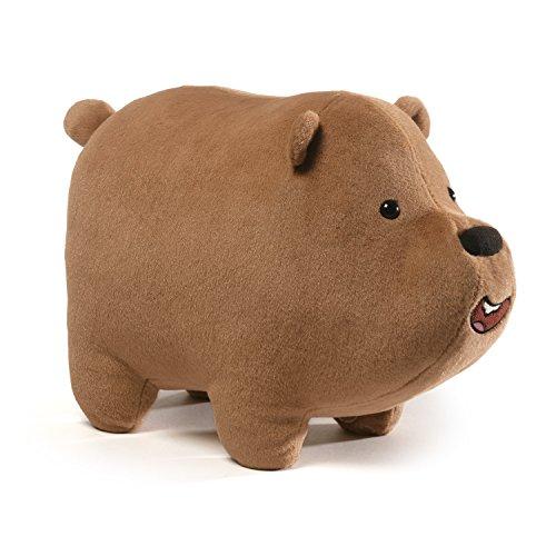 ガンド ぬいぐるみ リアル お世話 かわいい 【送料無料】GUND We Bare Bears Grizz Stuffed Animal Plush, 12