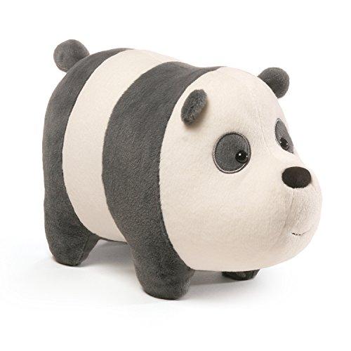 ガンド ぬいぐるみ リアル お世話 かわいい 【送料無料】GUND We Bare Bears Panda Teddy Bear Stuffed Animal Plush, 12