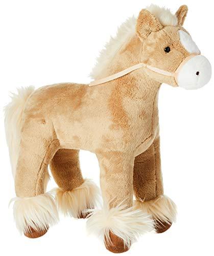 ガンド ぬいぐるみ リアル お世話 かわいい 【送料無料】GUND Dakota Clydesdale Horse Standing Stuffed Animal Plush, Tan, 15