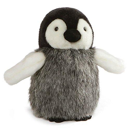 ガンド ぬいぐるみ リアル お世話 かわいい GUND Penelope Penguin Chick Stuffed Animal Plush, 7.5