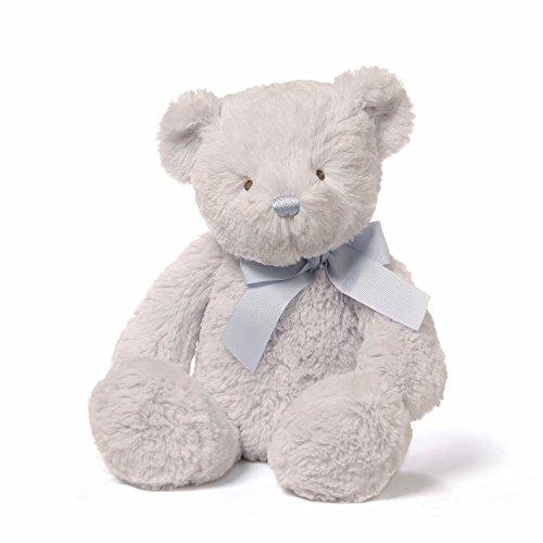 ガンド ぬいぐるみ リアル お世話 かわいい 【送料無料】Baby GUND Peyton Teddy Bear Stuffed Animal Plush, Blue, 15