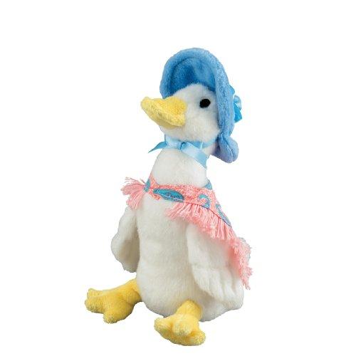 ガンド ぬいぐるみ リアル お世話 かわいい 【送料無料】GUND Peter Rabbit Jemima Puddle Duck Plush Toy - Smallガンド ぬいぐるみ リアル お世話 かわいい