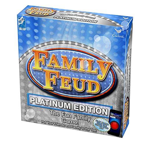 ボードゲーム 英語 アメリカ 海外ゲーム 【送料無料】Platinum Family Feud Signature Game 2 Packボードゲーム 英語 アメリカ 海外ゲーム