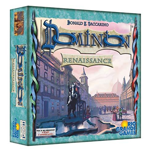 ボードゲーム 英語 アメリカ 海外ゲーム 【送料無料】Dominion: Renaissanceボードゲーム 英語 アメリカ 海外ゲーム