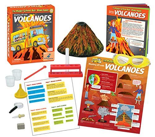 ボードゲーム 英語 アメリカ 海外ゲーム 【送料無料】The Magic School Bus: Blasting off with Erupting Volcanoesボードゲーム 英語 アメリカ 海外ゲーム